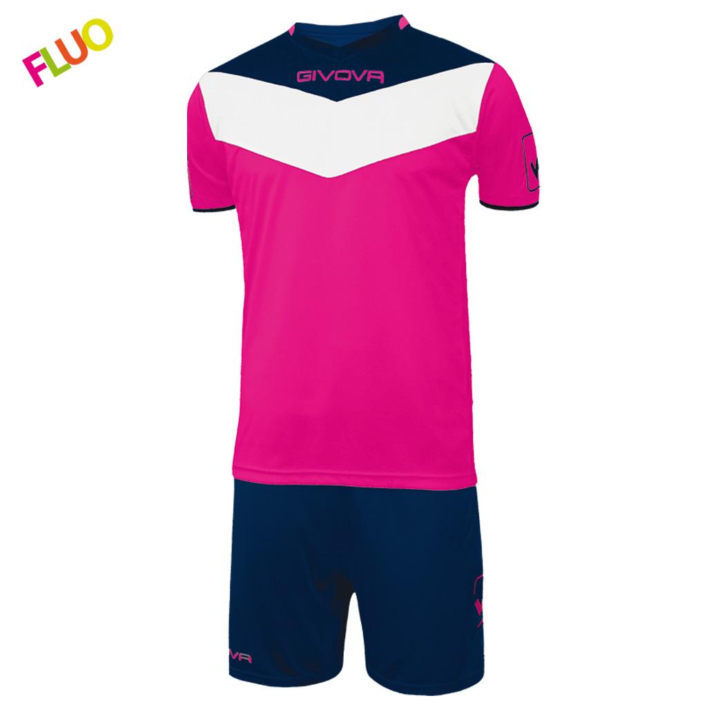 Εμφάνιση ποδοσφαίρου Kit  Campo Fluo KITC63