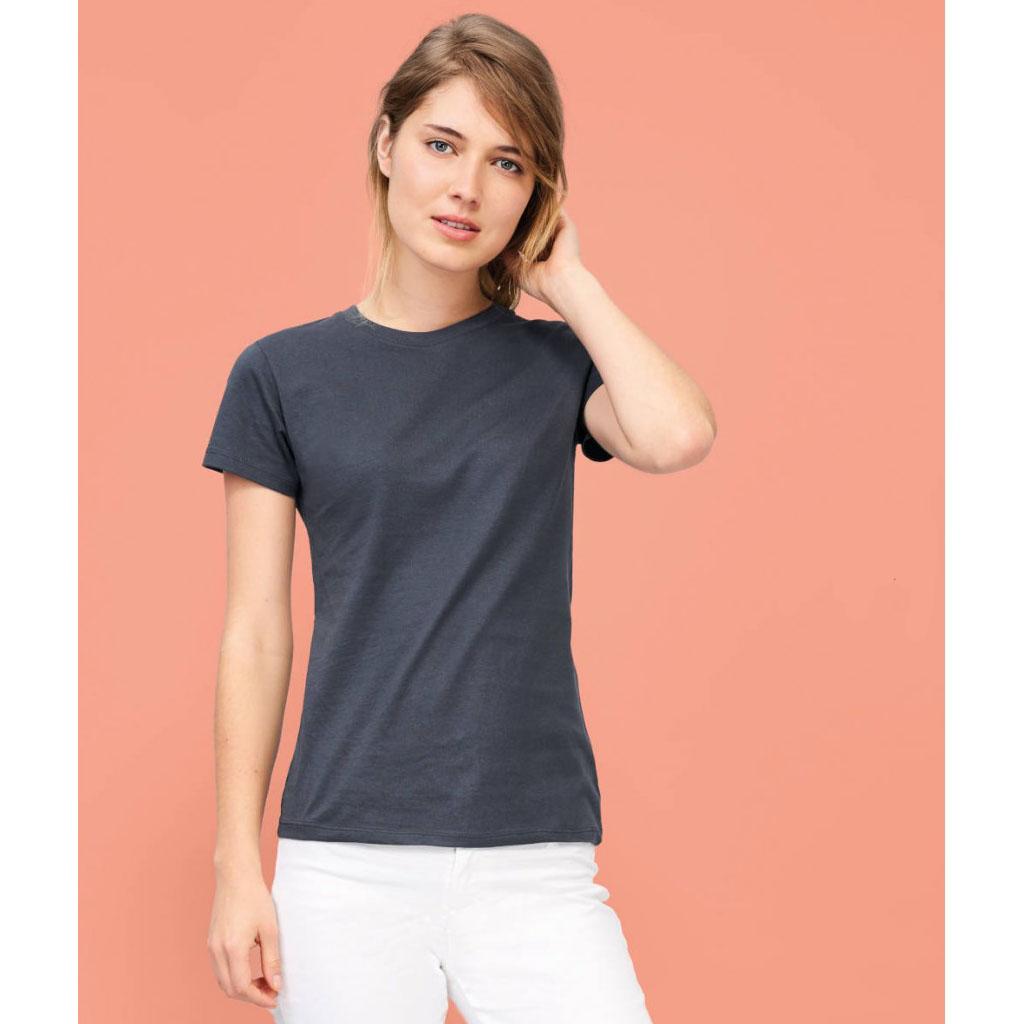 T-shirt Sols Regent Women 01825